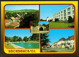 B6132 - TOP Reichenbach Freibad - Bild Und Heimat Reichenbach - Qualitätskarte - Reichenbach I. Vogtl.