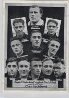 D.Reich Propaganda Karte-Breslau Fußballmannschaft   ....   (ko3555  ) Siehe Scan - Storia Postale