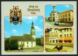 B6124 - TOP Meuselwitz - Bild Und Heimat Reichenbach - Qualitätskarte - Meuselwitz