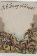 D.Reich Propaganda Karte- Englisches Militär....   (ko3529  ) Siehe Scan - War 1939-45