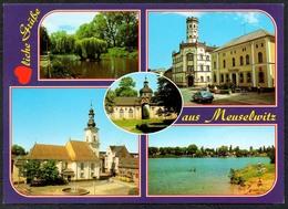 B6123 - TOP Meuselwitz - Bild Und Heimat Reichenbach - Qualitätskarte - Meuselwitz