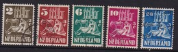 Netherlands 1950, Complete Set Vfu. Cv 53,50 Euro - Periodo 1949 - 1980 (Giuliana)