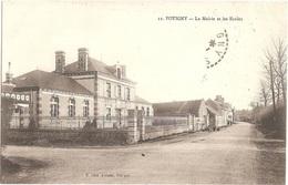 Dépt 14 - POTIGNY - La Mairie Et Les Écoles - (E. Blot, éditeur, Potigny, N° 11) - Sonstige Gemeinden