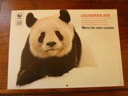 Calendrier 2018 WWF - Autres