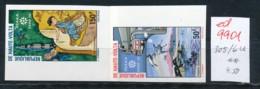 Obervolta   Nr.  305-6  B    **. ....  (ed9901) Siehe Scan - Upper Volta (1958-1984)