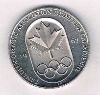 TOKEN 1967  CANADA /347/ - Canada
