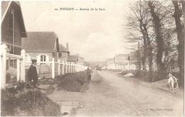 Dépt 14 - POTIGNY - Avenue De La Gare - (E. Blot, éditeur, Potigny, N° 10) - Sonstige Gemeinden