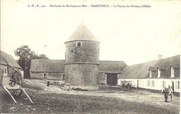 Baincthun - La Ferme Du Chateau D'Ordre - Environs De Boulogne Sur Mer - LDB 491 - Frankrijk