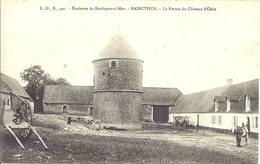 Baincthun - La Ferme Du Chateau D'Ordre - Environs De Boulogne Sur Mer - LDB 491 - Francia