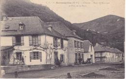 SARRANCOLIN  -  L ENTREE  MONT DE HOURQUE ET PLAU DE LA PEYRE - Autres Communes