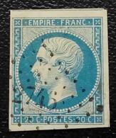 211- 14 B-  PC 2746 Les Rousses Jura 38 - 1853-1860 Napoleon III