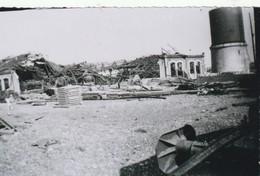 84 AVIGNON   PHOTO BOMBARDEMENTS   FORMAT 9  14CMS - Avignon