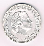 2 1/2 GULDEN 1961 NEDERLAND /356/ - [ 3] 1815-… : Royaume Des Pays-Bas