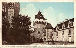 ENVIRONS DE MONTCEAU LES MINES CHATEAU DUPLESSIS - Montceau Les Mines