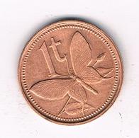 1 TOEA 1975 PAPOEA NEW GUINEA //360/ - Papoea-Nieuw-Guinea