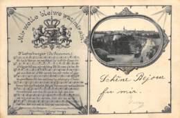 Luxembourg - 1899 - Luxemburg - Stadt