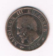 5 CENTIMES 1856 A FRANKRIJK /362/ - Frankrijk