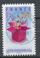FRANCE - 2007 - Nr 4083 - Oblitere - Adhesive Stamps