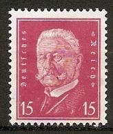 DR - Yv. N°  405 Mi:  414  ** MNH  15p  Présidents   Cote  8 Euro TBE 2 Scans - Deutschland