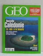 MAGAZINE GEO  N   239 Nouvelle Caladonie Le Oui A La Beauté   Janvier 1999 - Tourism & Regions