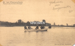 20 Vue Sur Le Lac Et La Station Biologique - Lac D'Overmeire-Donck - - Berlare