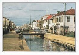 Belize Ville De Belize (2 Scans) - Belize