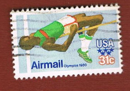 STATI UNITI (U.S.A.) - SG 1765.1767  -  1979  OLYMPIC GAMES      -  USED - United States