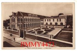 CPA - SAINT-QUENTIN 02 Aisne - L'Hôtel-Dieu - N° 3 - Edit. La Cigogne - Saint Quentin