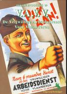 2de WO Vlaamse Collaboratie VAVV - 1939-45