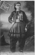 Une Brave Décédée à L'Asile National Du Vésinet ( Janvier 1911) - Mme Lebreton , Cantinière Au 1er Zouaves - Le Vésinet