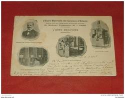PARIS -  L'Oeuvre Maternelle Des Couveuses D'Enfants  -  1902  - - Santé