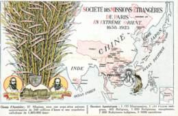 Chine -  Société Des Missions Etrangères De Paris En Extrême Orient - Chine