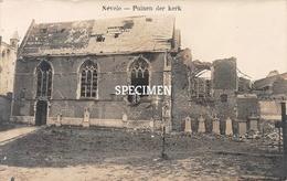 Fotokaart Puinen Der Kerk  - Nevele - Nevele