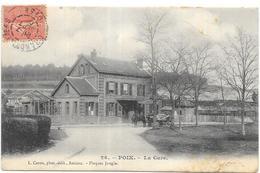 POIX: LA GARE - Poix-de-Picardie