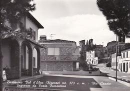 BARBERINO VAL D'ELSA - FIRENZE - VIA CASSIA - INGRESSO DA PORTA FIORENTINA - INSEGNA PUBBLICITARIA BIRRA WUHRER - Firenze