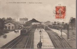 CHALONS SUR MARNE-    LA GARE - Châlons-sur-Marne