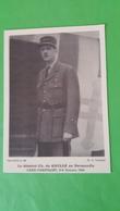 GENERAL DE GAULLE  CAEN -CARPIQUET 8-9 Octobre 1944 - Politische Und Militärische Männer