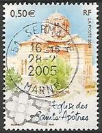 FRANCE N° 3721 OBLITERE - France