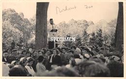 Footkaart Begrafenis 1955  - Torhout - Torhout