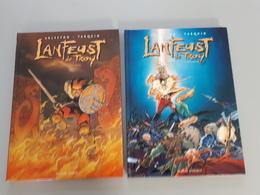 Deux Boubles Albums LanFeust De Troy  & - Lanfeust De Troy