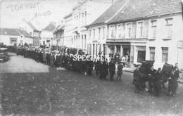 Fotokaart Begrafenisstoet  - Torhout - Torhout