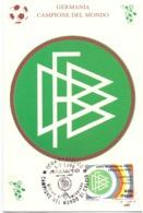 GERMANY WORD CHAMPIONSHIP  1990 MAXIMUM POST CARD (GENN200387) - 1990 – Italië