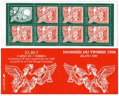 Journée Du Timbre 1998 Carnet 3137 - France