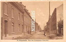 36 Rue Des Combattants 1914-18 - Erquelinnes - Erquelinnes