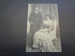 Belgique  België ( 2086 )  Gelegenheid Der Inhuldiging Van Mijnheer En Mevrouw Hebbelinck Merelbeke ( Meirelbeke ) 1909 - Merelbeke