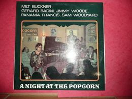 LP33 N°1011 - MILT BUCKNER - GERARD BADINI - JIMMY WOODE - PANAMA FRANCIS -SAM WOODYARD - 2 LP COMPILATION 14 TITRES - Jazz