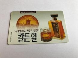 South Korea - Whiskey - Corea Del Sur