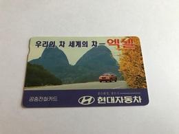 South Korea - Hyundai - Corea Del Sur