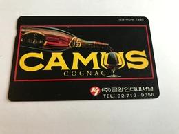 South Korea - Camus Cognac - Corea Del Sur