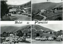 PIANEZZE VALDOBBIADENE TREVISO Saluti Da.. Rifugio Stella Alpina Ristorante Flli Caldart Auto Prinz VW Kafer Lancia Fiat - Treviso